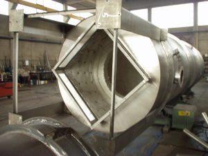 Zabarella Srl, torcia combustione biogas